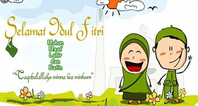 10 Ucapan Idul Fitri yang Lucu untuk Kirim WA atau Update Media Sosial