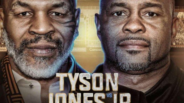 15 Tahun tidak Naik Ring, Mike Tyson Diremehkan Pelatih Lawan