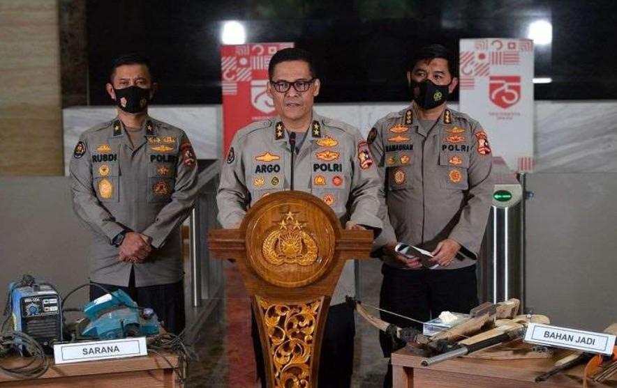 2 WNI Jadi Tersangka Kasus Parodi Lagu Indonesia Raya