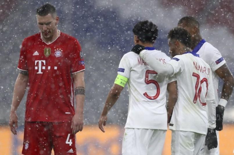 5 Fakta Menarik Usai Bayern Dibekuk PSG 2-3 di Leg Pertama Perempat Final Liga Champions