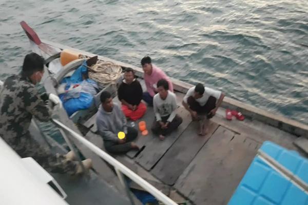 5 Nelayan Indonesia Ditangkap Malaysia