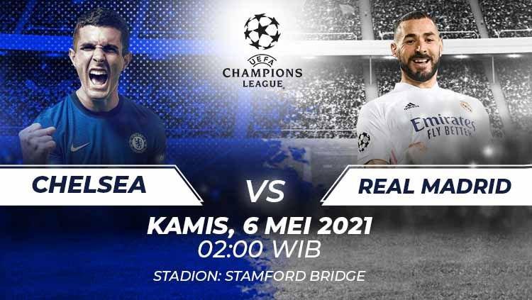 5 Pemain Chelsea yang Bisa Kubur Mimpi Real Madrid ke Final Liga Champions