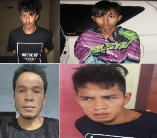 6 Pelaku Pembunuh Wartawan Demas Laira Ditangkap Tim Gabungan Bareskrim, Polda Sulsel dan Polda Sulbar