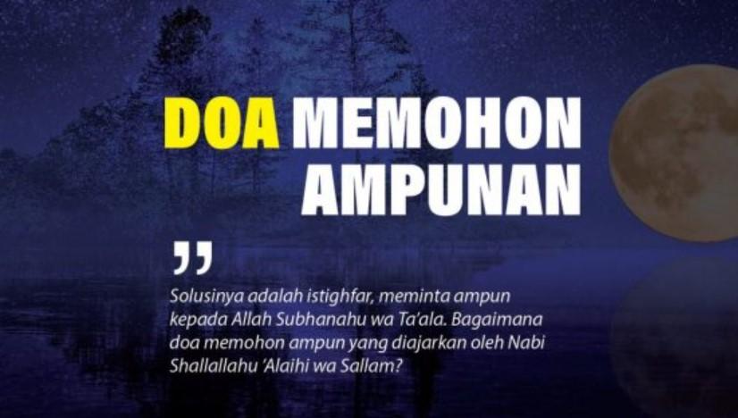 7 Doa Ampunan dalam Al-Qur`an
