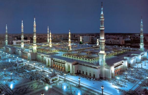 7 Mesjid Indah di Dunia dengan Desain Arsitektur Mengagumkan