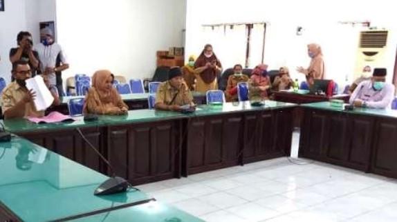 ASN Unjuk Rasa Tuntut Gaji 13 di DPRD, Bupati Tolitoli Siapkan Sanksi