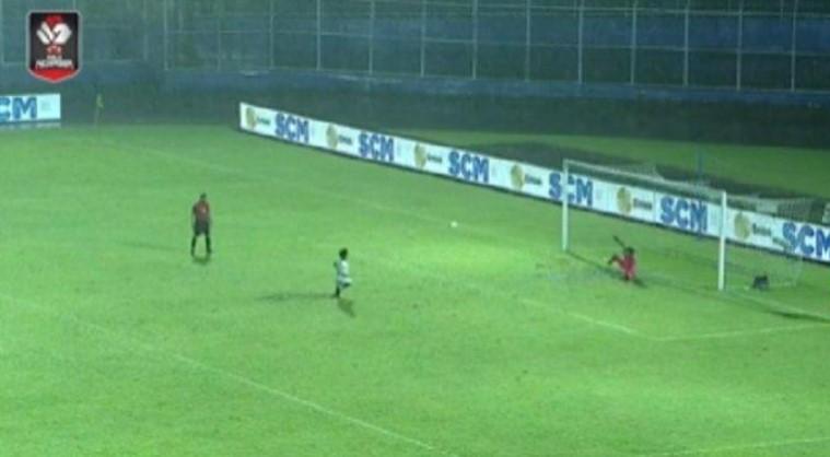 Abdul Rachman Ungkap Perasaannya Saat Eksekusi Penalti ke Gawang PSIS dengan Panenka