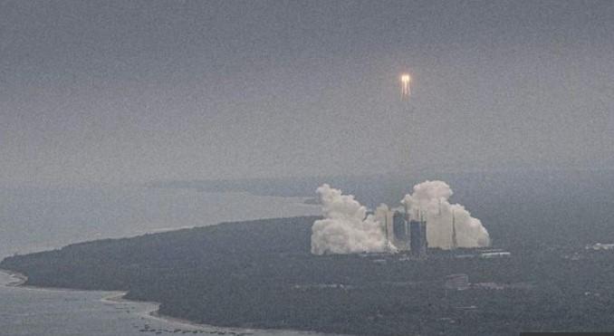Ahli Astrofisika Italia Prediksi Inti Roket China Akan Hantam Atmosfir Bumi Besok