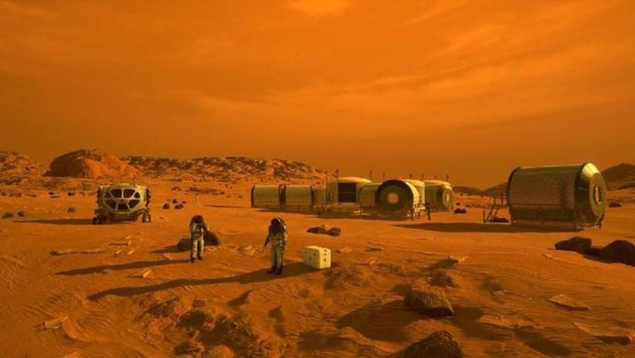 Ahli Astrobiologis dan Geomikrobiologi : Ada Kemungkinanan Manusia Bisa Tinggal di Mars Jika Ubah DNA
