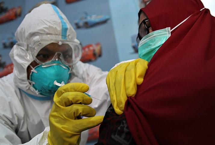 Ahli Sebut Masyarakat Tidak Perlu Ragu Vaksinasi  Covid-19 di Bulan Puasa