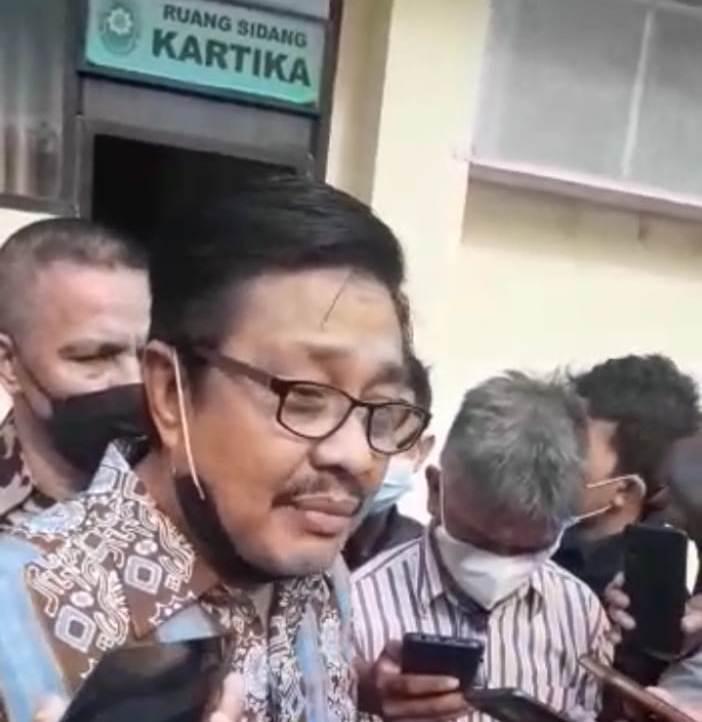 Akhirnya Terungkap, Nur Alam Minta Pangdam XIV/Hasanuddin Dihadirkan sebagai Saksi Dugaan Pemalsuan Dokumen PT TMS