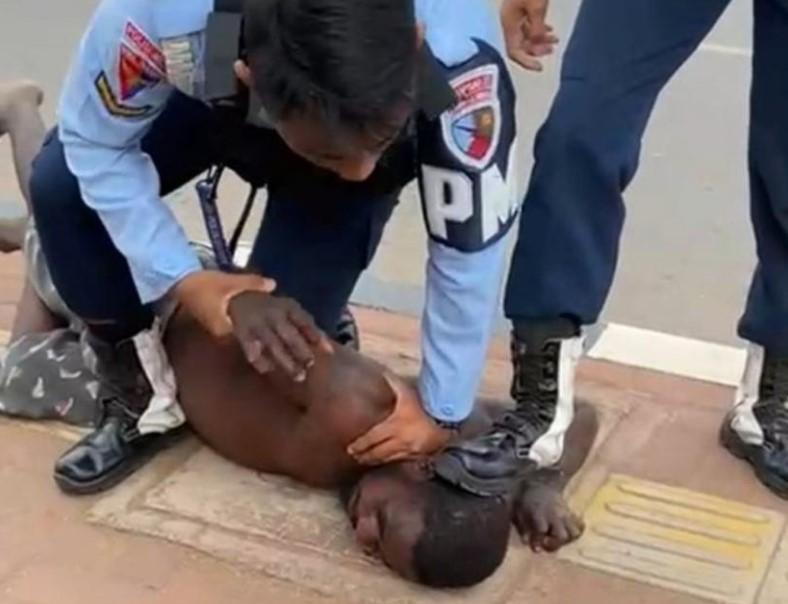 Akibat Insiden Anak Buah Injak Kepala Difabel Papua, Para Komandan Dicopot