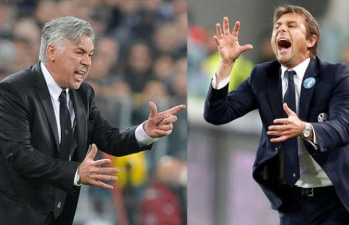 Alasan Real Madrid Tunjuk Ancelotti dan Batal Rekrut Antonio Conte