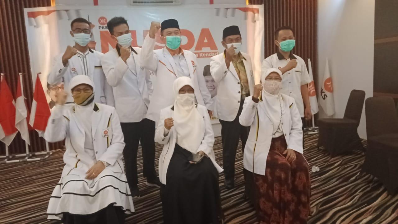Andi Mansyur Jabat Ketua DPC PKS Kendari, Tetap Usung Sulkarnain Di Pilwakot