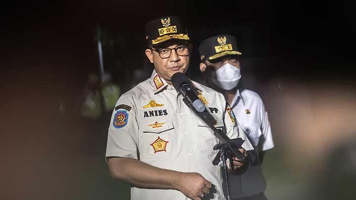 Anies Siapkan 6 Skenario Ini Jika Covid-19 di Jakarta Tembus Hingga 100 Ribu