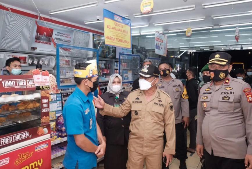 Antisipasi Lonjakan Kasus Covid-19, Pemkab Gowa Berlakukan PPKM Mikro 10 - 20 Juli 2021