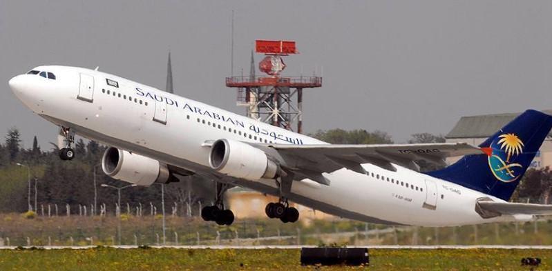 Antisipasi Penyebaran Virus Corona Jenis baru, Arab Saudi Tangguhkan Penerbangan Internasional