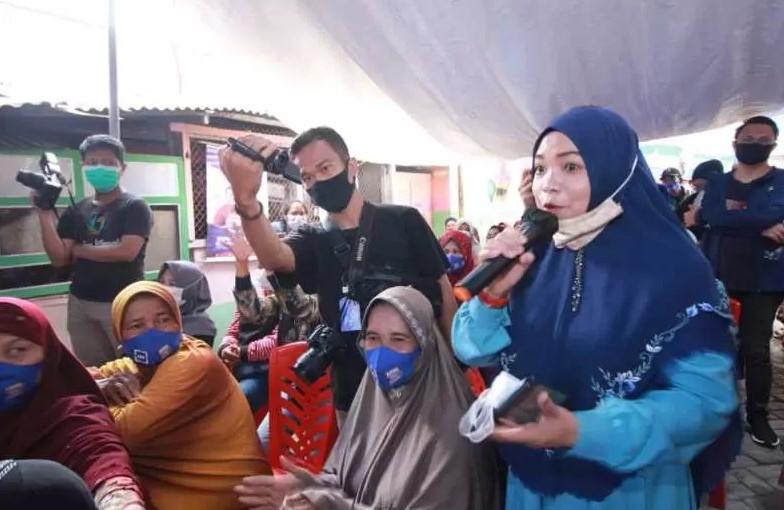 Appi Kampanye di Panakukang, Guru Ngaji Curhat Soal Kesejahteraan