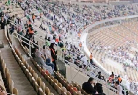 Arab Saudi Izinkan Stadion Diisi Penuh oleh Suporter