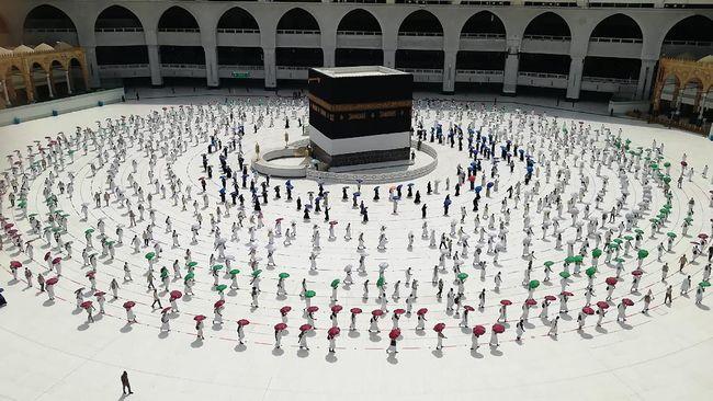 Arab Saudi Segera Akan Umumkan Pelaksanaan Teknis Haji 2021