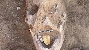 Arkeolog Dominika Temukan Mumi Berusia 2000 Tahun, Ada yang Lidah Emas