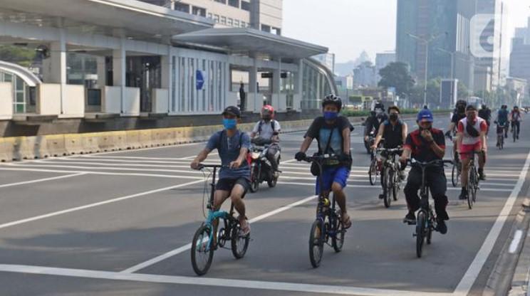Asyik Bersepeda, Marinir Berpangkat Kolonel Nyaris Jadi Korban Jambret