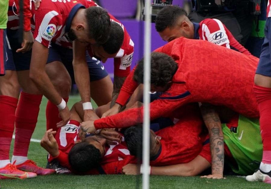 Atletico Madrid Juara Liga Spanyol, Begini Ungkapan Emosional Luis Suarez