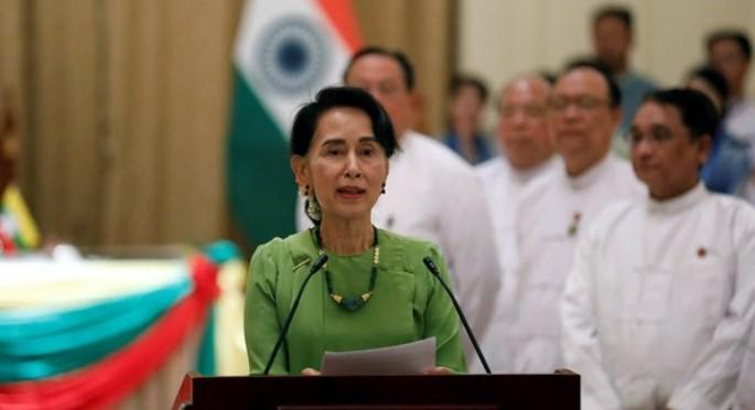 Aung San Suu Kyi Minta Rakyat Lawan Kudeta Militer Myanmar