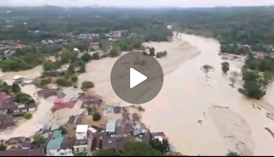 BERITA VIDEO: Kondisi Terkini Kota Masamba Pasca Banjir Bandang