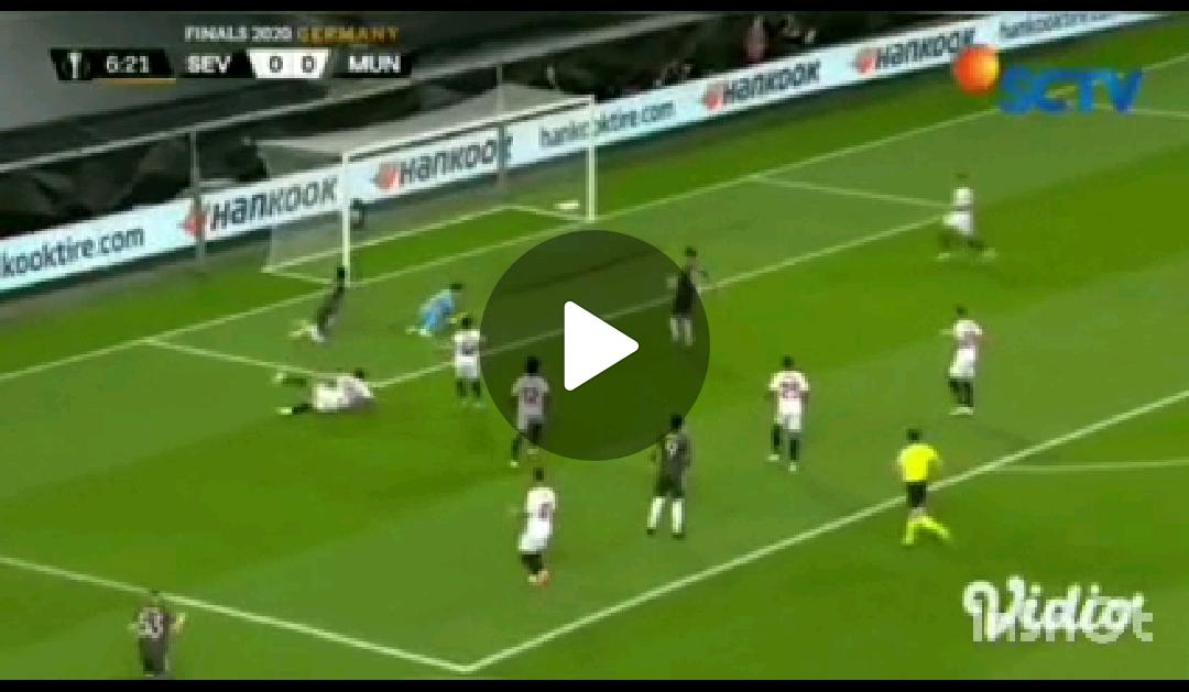 BERITA VIDEO: Semifinal Liga Europa, Rekap Pertandingan Sevilla vs Man United 17/08