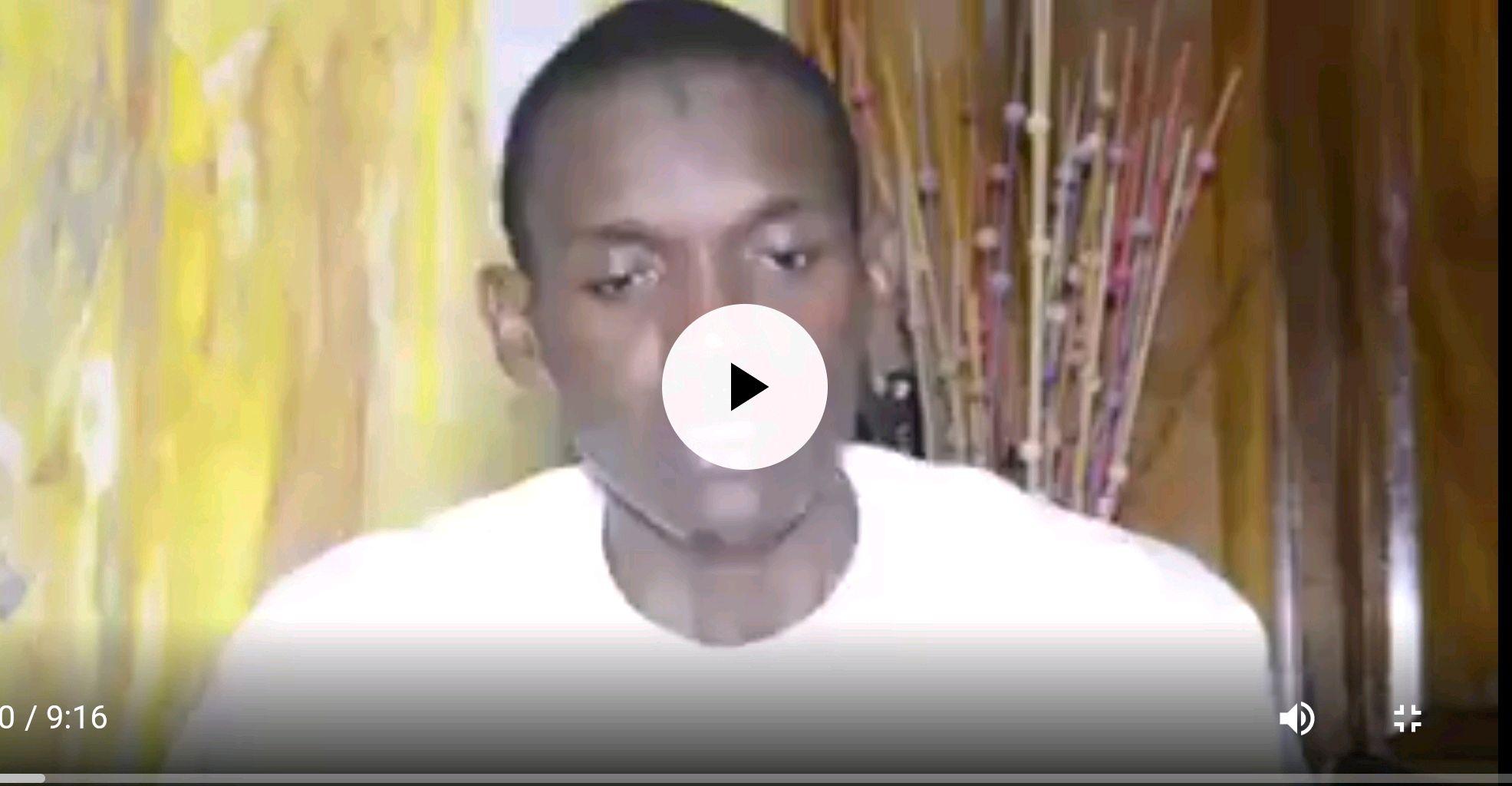 BERITA VIDEO: Surah Al-Mulk oleh seorang pemuda Afrika, viral di Medsos