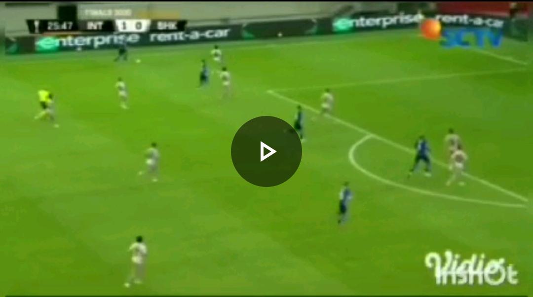 BERITA VIDEO: Tonton Rekap Pertandingan Semifinal Liga Eropa 18/08, Inter Milan vs Shakhtar Donetsk