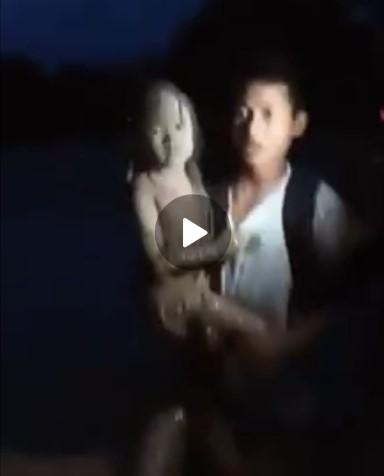 BERITA VIDEO: Viral Gadis Cilik Berhasil Diselamatkan Setelah Terendam Lumpur Banjir Bandang Masamba