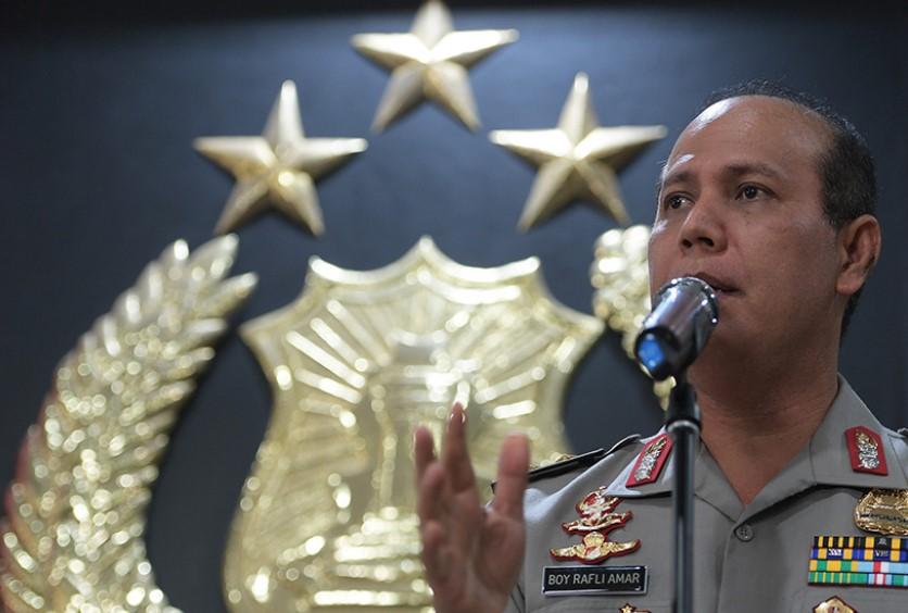BNPT Sebut 4 Orang Diamankan di Makassar oleh Densus 88
