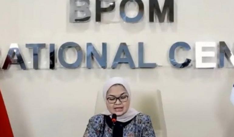 BPOM Imbau Masyarakat Hati-hati Konsumsi Obat Covid-19