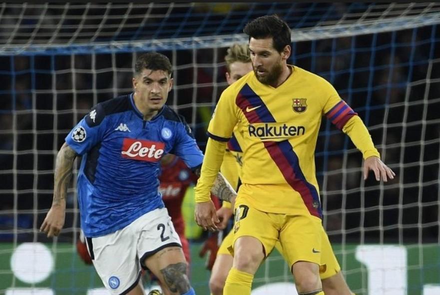 Babak 16 Besar Liga Champions, Barcelona Optimis Bisa Atasi Napoli di Camp Nuo