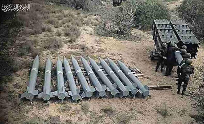 Bagaimana Cara Hamas Mendapatkan Senjata Untuk Hadapi Israel? Simak Selengkapnya.