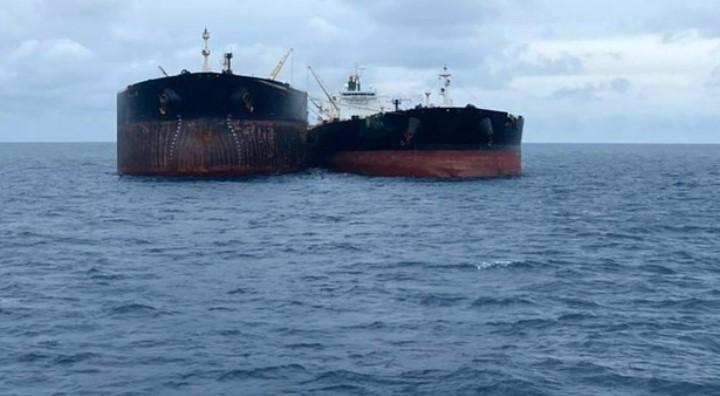 Bakamla Selidiki Kapal Tanker Berbendera Iran dan Panama