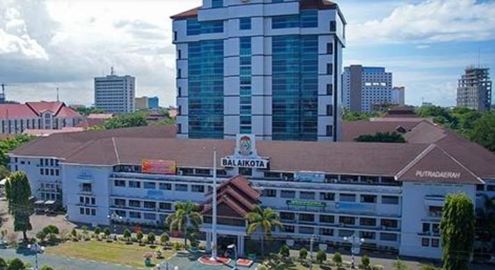 Balai Kota Makassar Dibobol Maling, Pelaku Diduga Orang Dalam