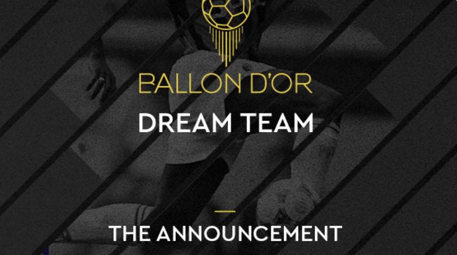 Ballon d`Or Dream Team 2020, Dua Pemain Masih Aktif Masuk Daftar