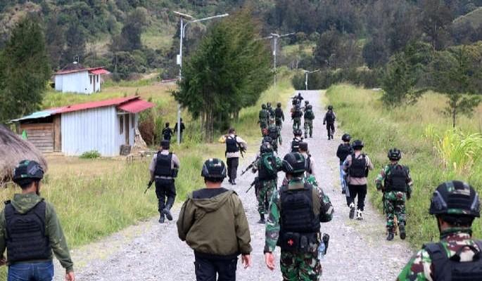 Bambang Soesatyo Minta Pemerintah Ubah Status Kelompok KKB Papua Jadi Teroris