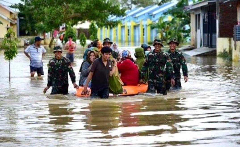 Banjir Mulai Surut, Penjabat Walikota Belum Pernah Datang