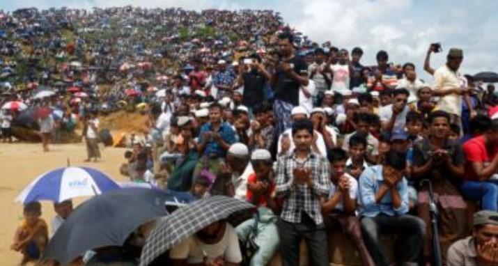 Bantu Pengungsi Rohingya, Uni Eropa Tambah Rp 2 Juta Euro
