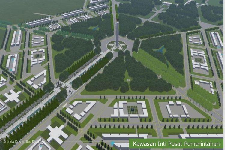Bappenas Sebut Pembangunan Istana Negara di IKN Baru Mulai Dilaksanakan Tahun Ini