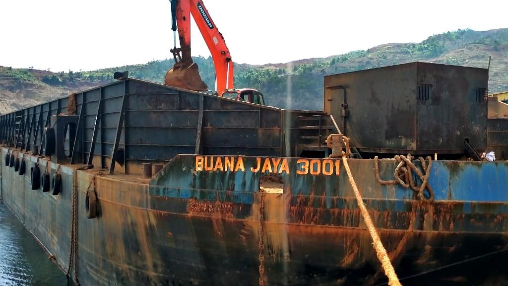 Baru Dihentikan, Aktivitas Pertambangan Ilegal di Kolut Sudah Jalan Lagi