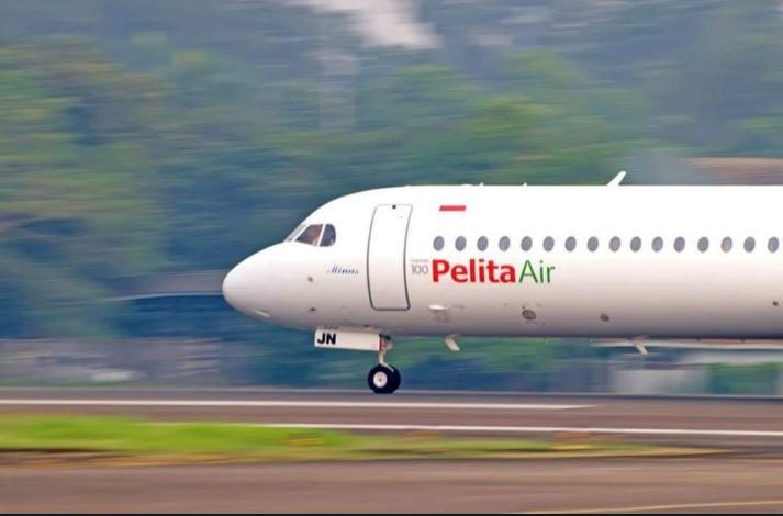 Bawa BBM, Pesawat Pelita Air Tergelincir di Bandara Karubaga