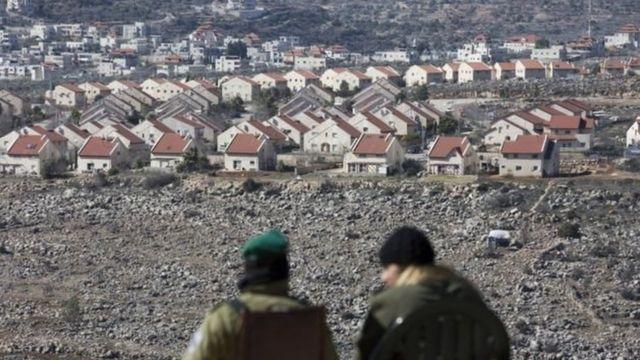 Begini Kesepakatan Antara Israel dengan Pemukim di Tepi Barat