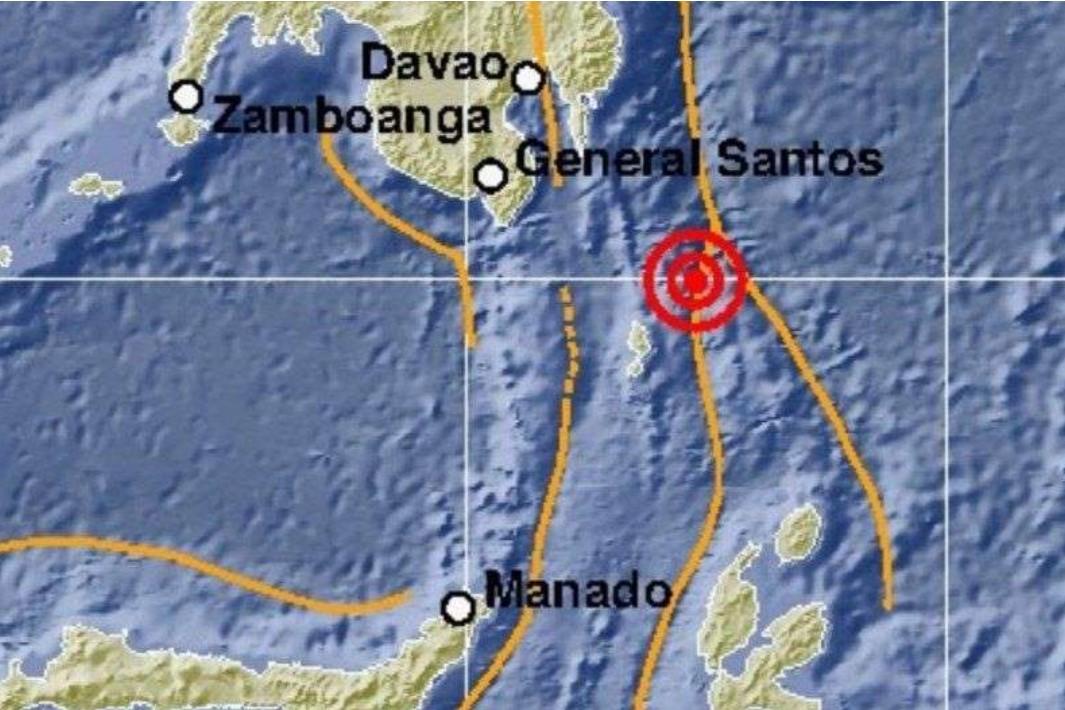 Begini Kondisi Kepulauan Talaud Sulut Usai Gempa M 7,1