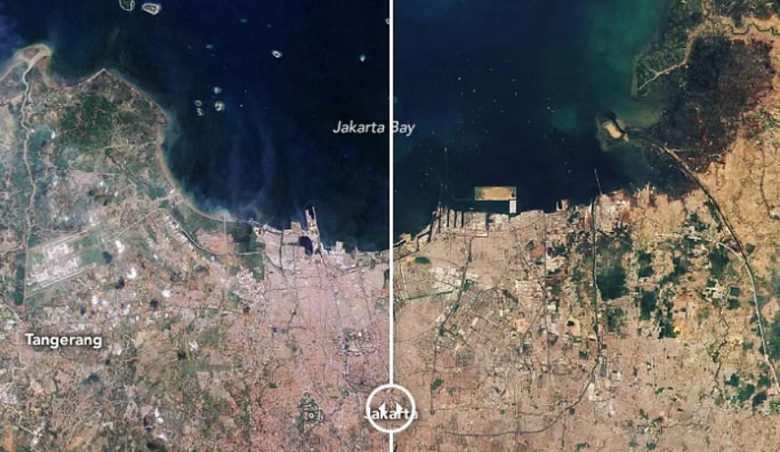 Benarkah Jakarta Akan Tenggelam di 2050? Begini Kata Pakar