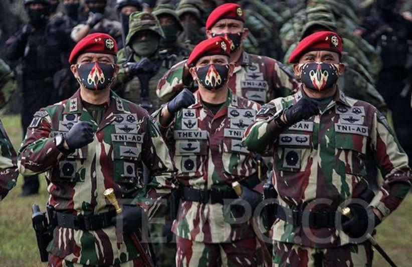 Berapa Jumlah Jenderal di RI? Berikut Struktur dan Pangkat di Mabes TNI dan Mabesad